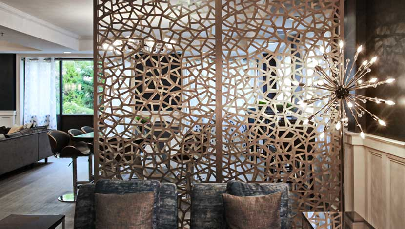 Architectural Screens, Lobby Feature Walls, Lobby Design, Decorative  Privacy Screens, Decorative Screens, Decorative Partition Screens, Modern  Room Divider, ...