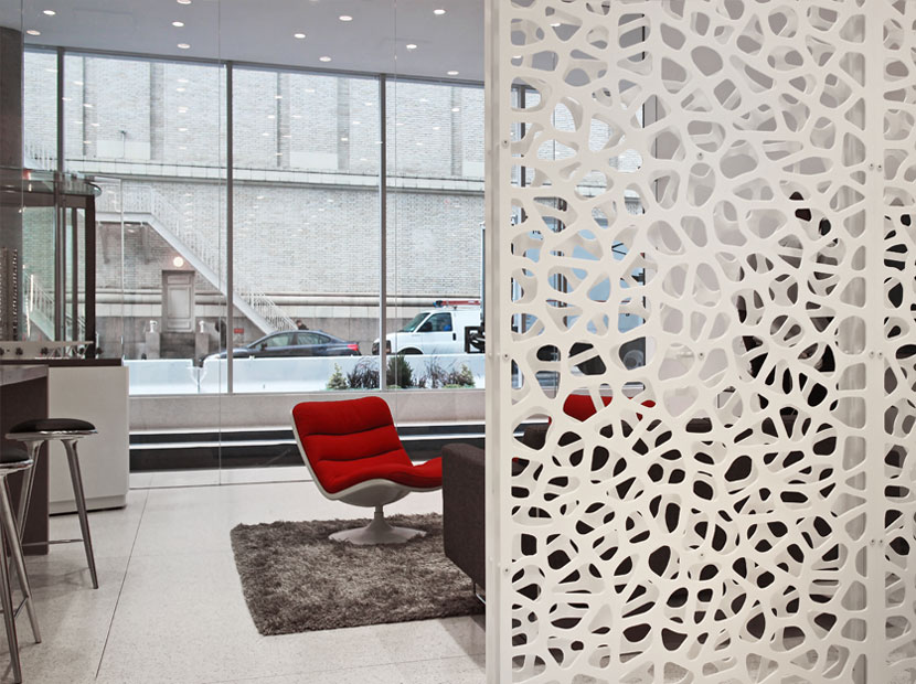 Razortooth Design Llc Architectural Screens Lobby